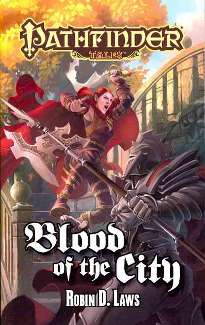 Blood of the City By Laws, Robin D.